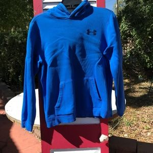 Boys' Under Armour Hooded Sweatshirt Size Large